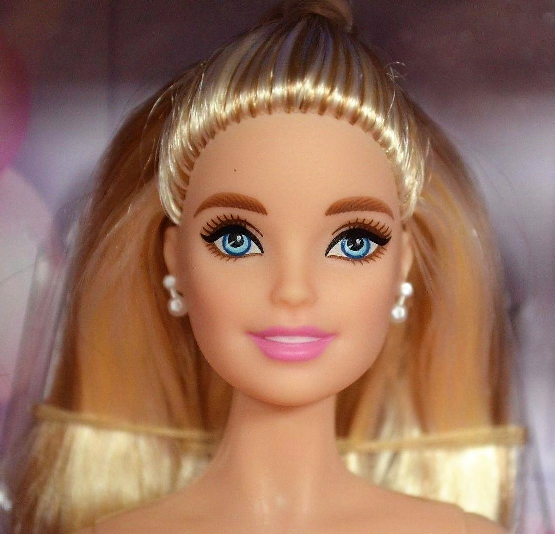 75 Birthday Wishes Barbie Doll 2017
