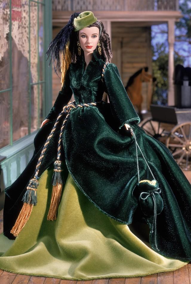 Фото платьев скарлетт о хары