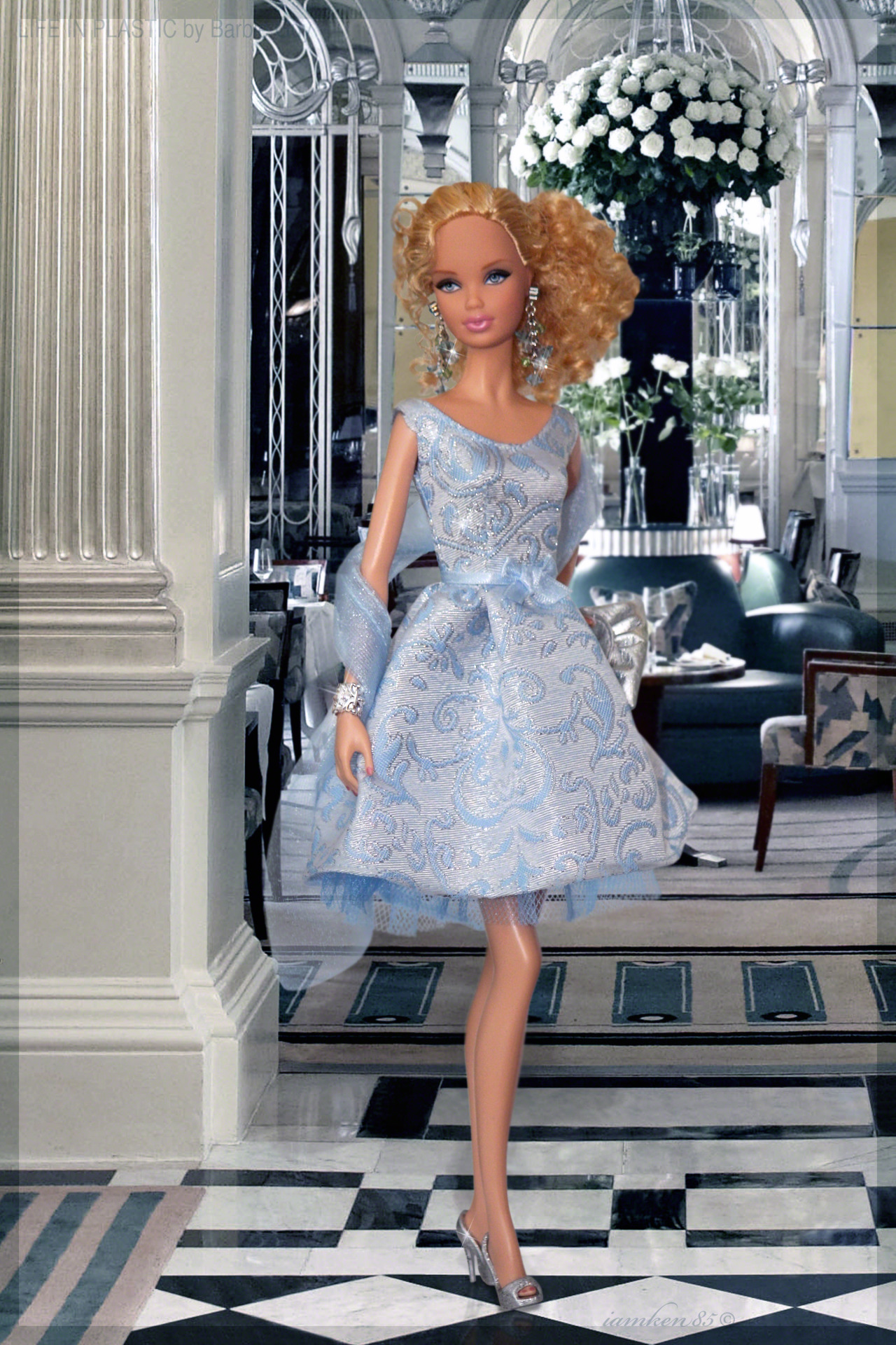 Barbie College Fashion Challenge - Play The Girl Game Online 78